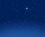 Bright Star Let Joy Be Your North Star